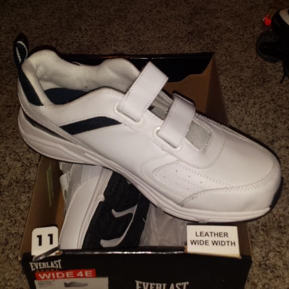 Everlast Shoes Mens Leather Tennis Poshmark
